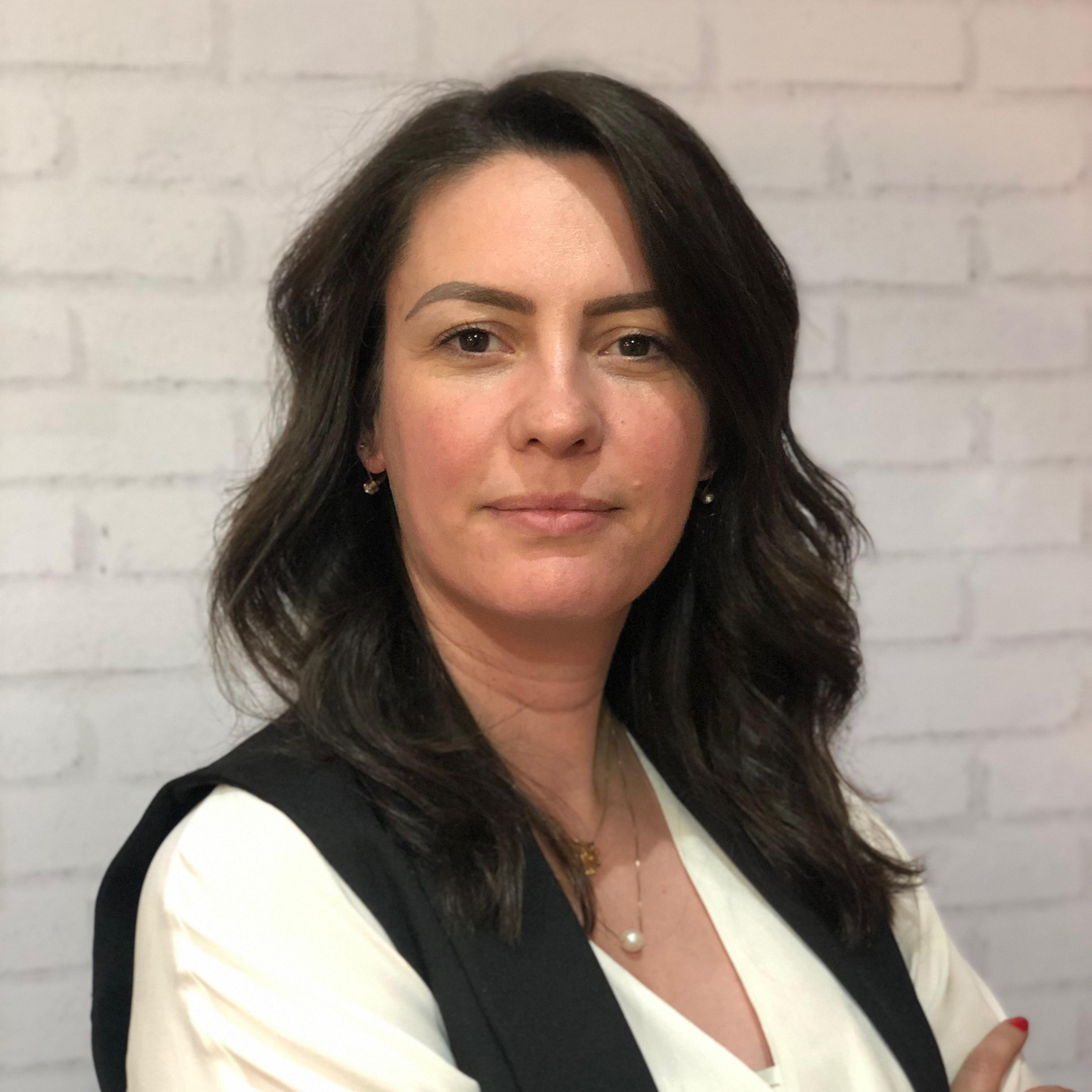Giovana Oliva D'Alascio, PMP®