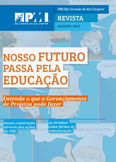 Revista: O futuro passa pela educação