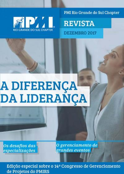 Revista: a diferença que faz a liderança