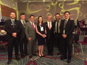Membros do Board e Voluntários do PMIRS