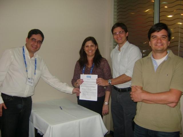 PMI-RS anuncia parceria com MEGANTI