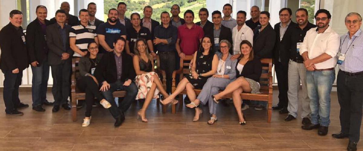 Membros da Diretoria participaram da Reunião de Líderes brasileiros