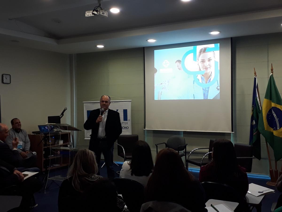 PMDay discutiu o sucesso de projetos na área da saúde