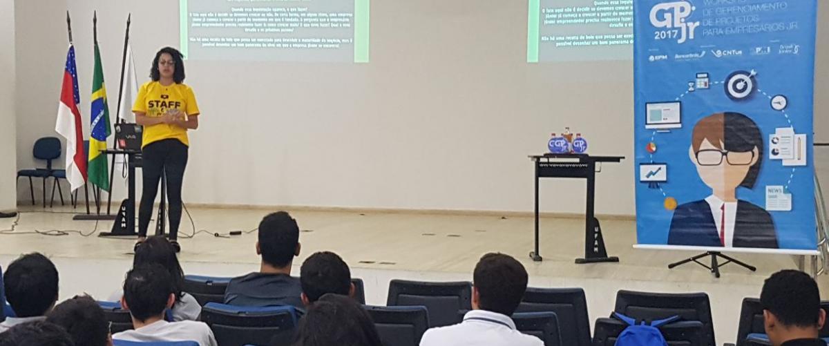 GPjr chega a Porto Alegre para reunir empresários juniores da região Sul