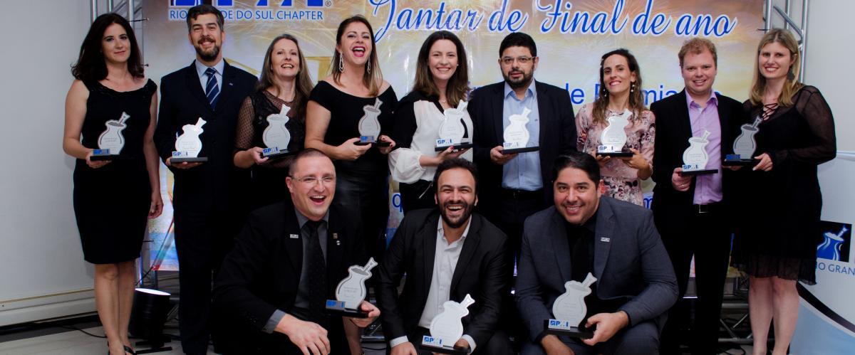 PMIRS entrega prêmio Destaques do Ano