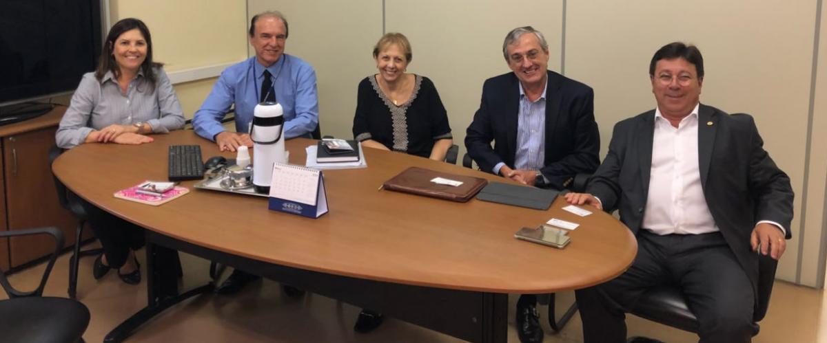 Reunião é promovida com a Prefeitura de Porto Alegre