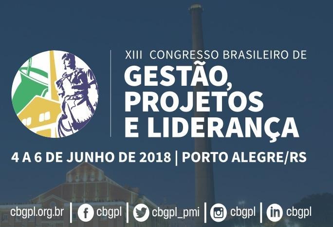 PMIRS inova no 13º Congresso de Gestão, Projetos e Liderança