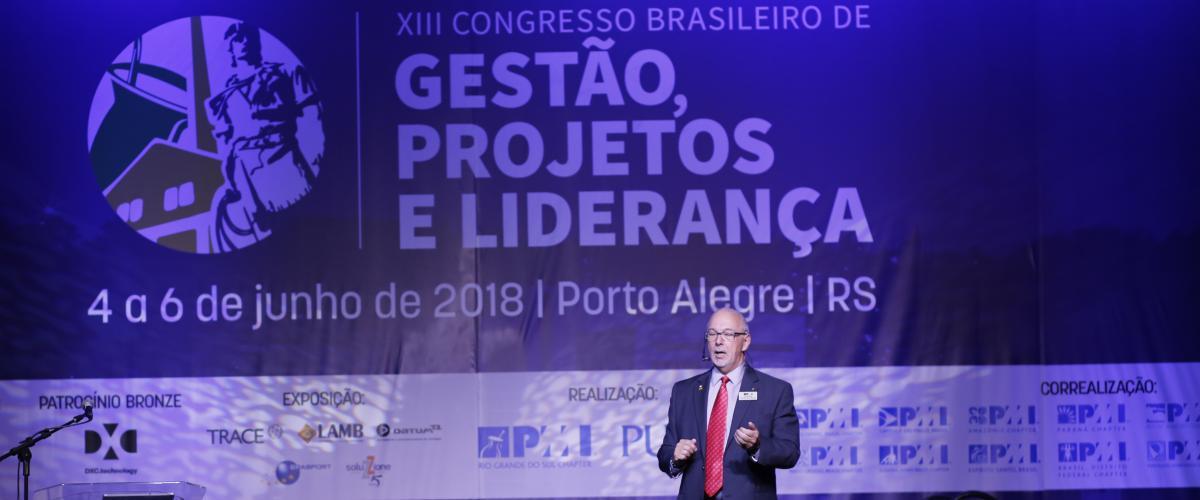 Agenda de reuniões estratégicas pautou visita de diretor do PMI Global