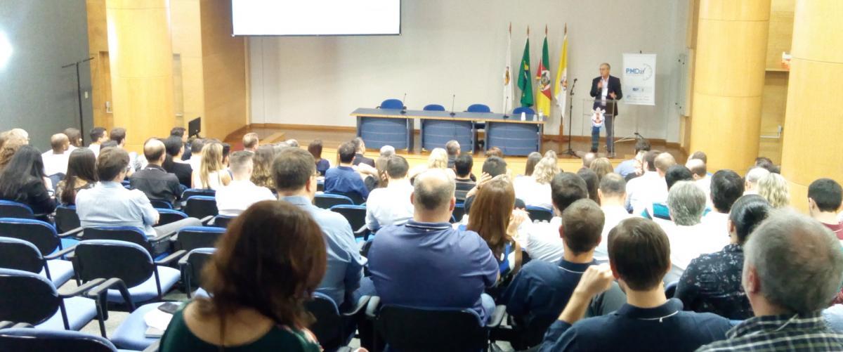 Gerenciamento de Projetos no Setor Público foi tema de PMDay