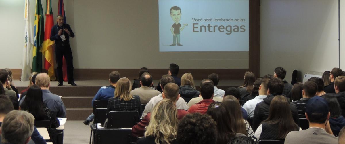 PMDay conectou gerenciamento de projetos e empreendedorismo