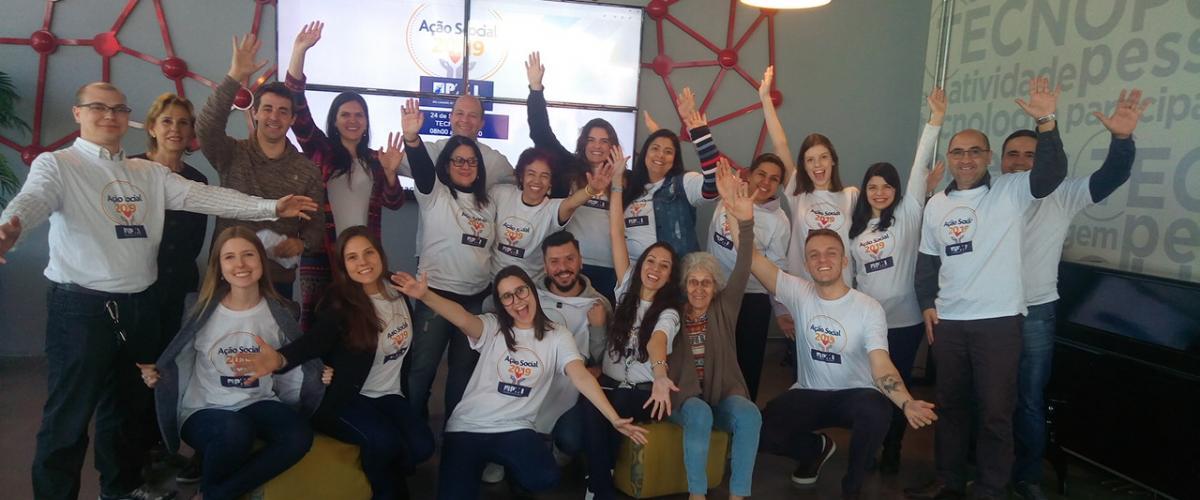 Ação Social 2019 capacitou ONGs pelo segundo ano