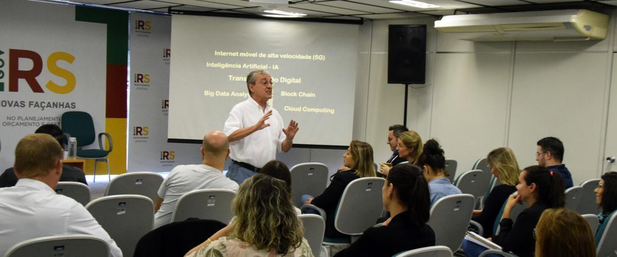 Habilidades humanas no gerenciamento de projetos é tema de palestra