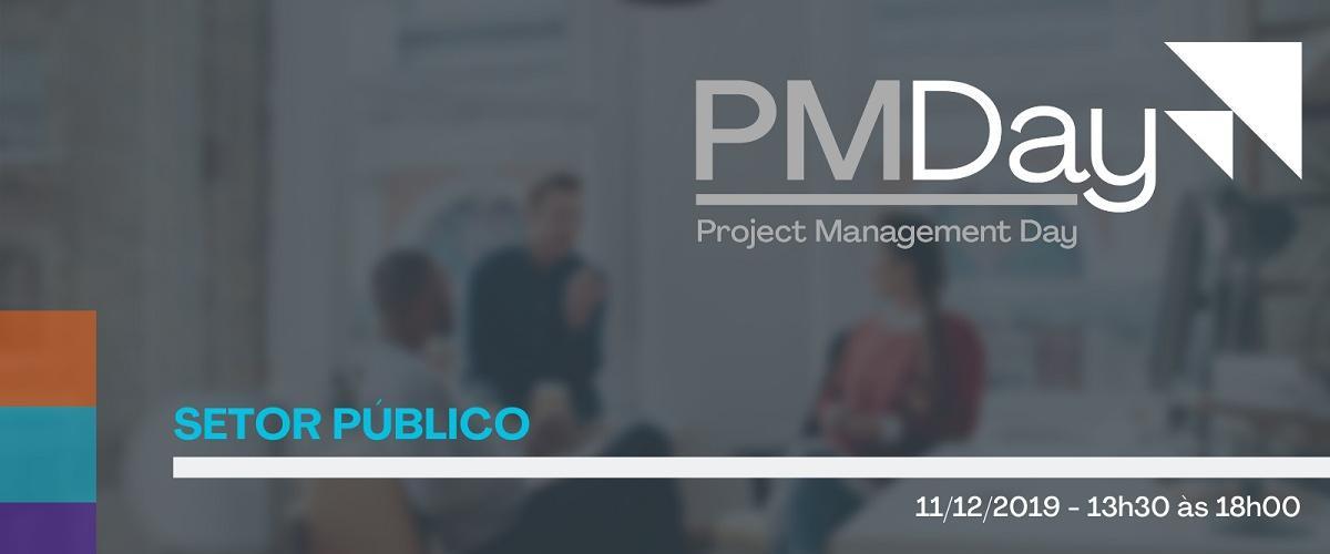 PMDay será sobre Projetos no Setor Público