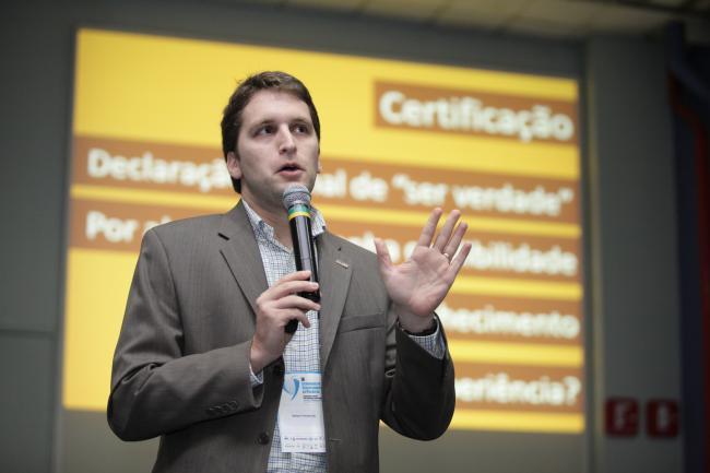 Palestra aborda as credenciais para obter certificação PMI-ACP