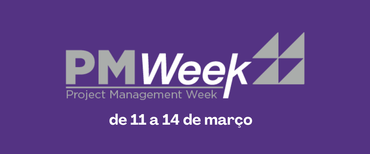 PMWeek acontece em março