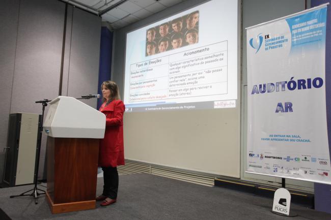 Inteligência Emocional é tema de palestra