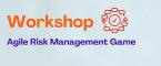 Workshop vai falar sobre gerenciamento de riscos e agilidade