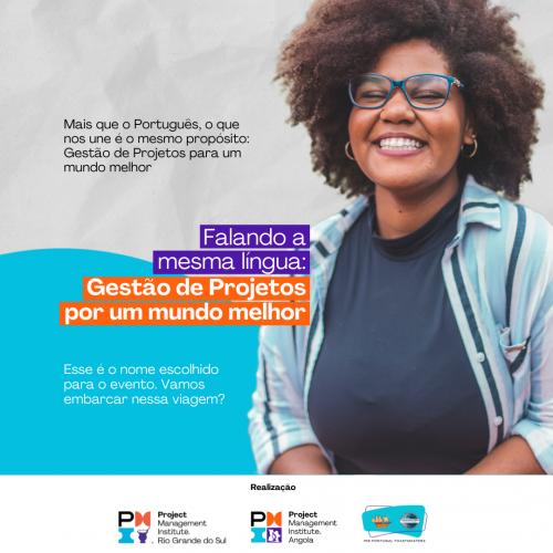 Vem aí: evento internacional em português