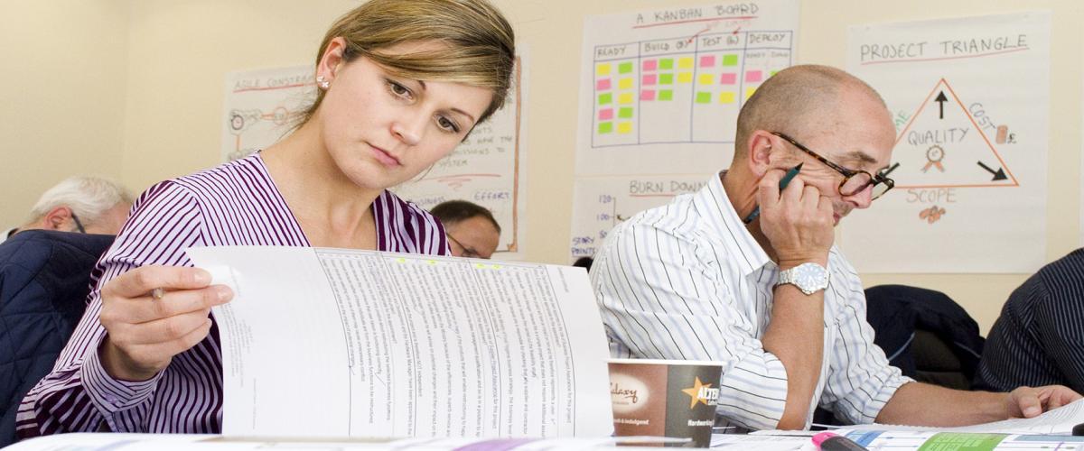 Certificações: PMP e PMI-ACP