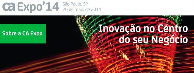 PMI participou da CA Expo'14 Brasil