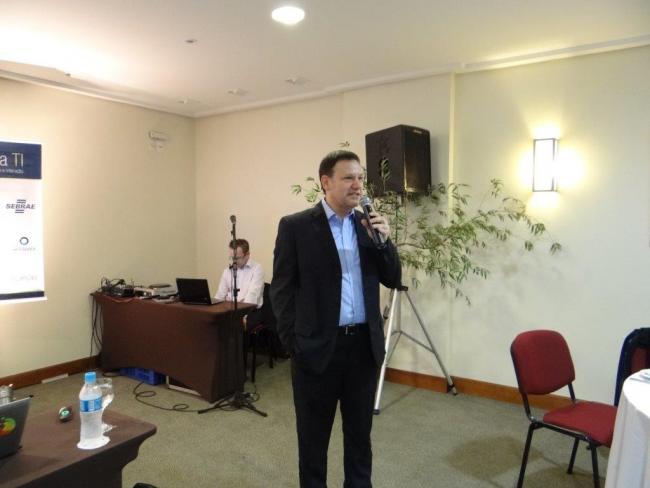 PMI e gerenciamento de projetos foram tema de palestra em Caxias do Sul