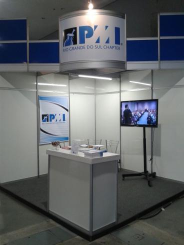 PMI-RS participou como expositor do Congresso do PGQP