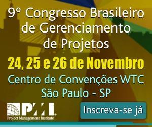 9º Congresso Brasileiro de Gerenciamento de Projetos debateu Inovação com Sustentabilidade